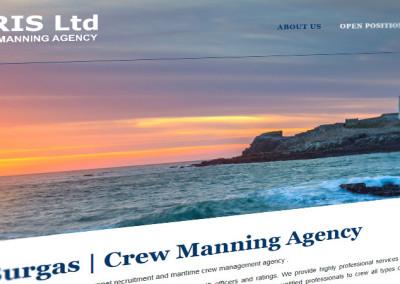 Kris Bourgas Company Web Site