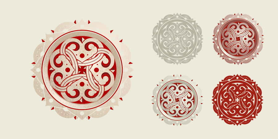 Изработка на уебсайт за църква с индивидуален дизайн на орнаменти
